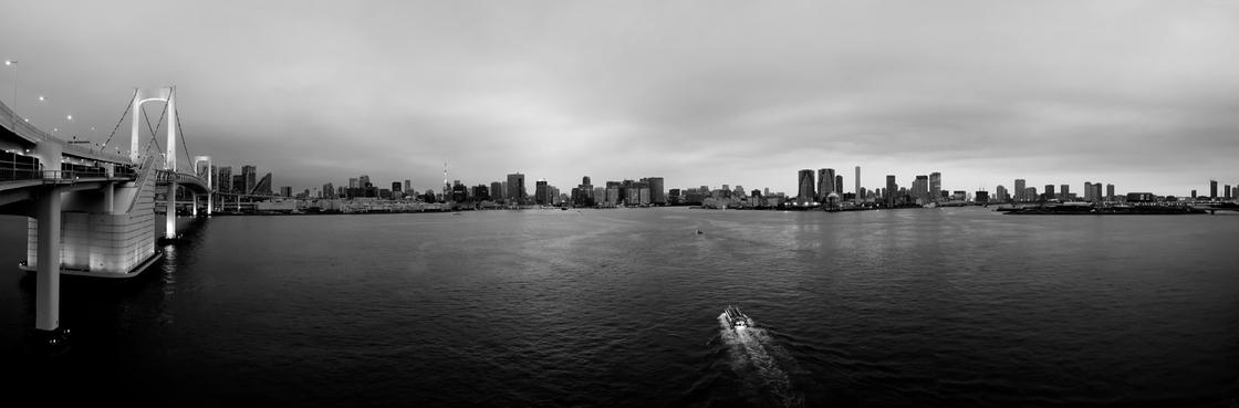 Pano from rainbow bridge